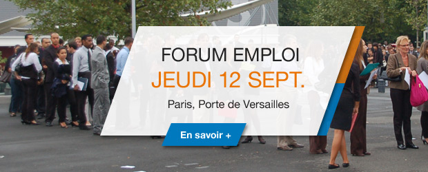 Forum emploi initialis salon de recrutement paris jeudi 10 avril 2014 initialis - Salon emploi ile de france ...