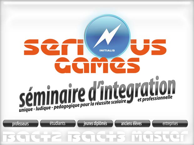 SEMINAIRE D'INTEGRATION
