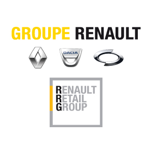 Logo Renault Retail Group