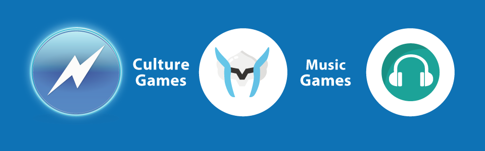 Music Games 2018 - Culture Games