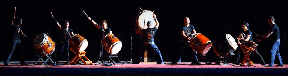 paris taiko ensemble  u2022 initialis
