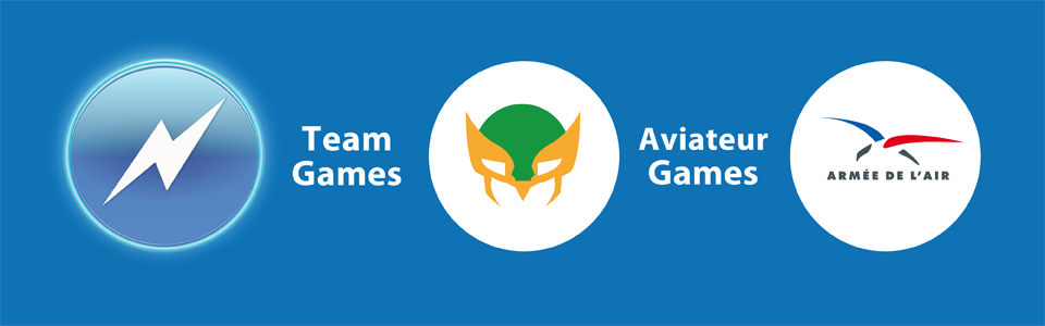 Aviateur Emploi Games - Armée de l'Air - Team Games
