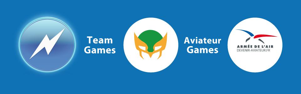 Aviateur Emploi Games - Armée de l'Air - Team Games